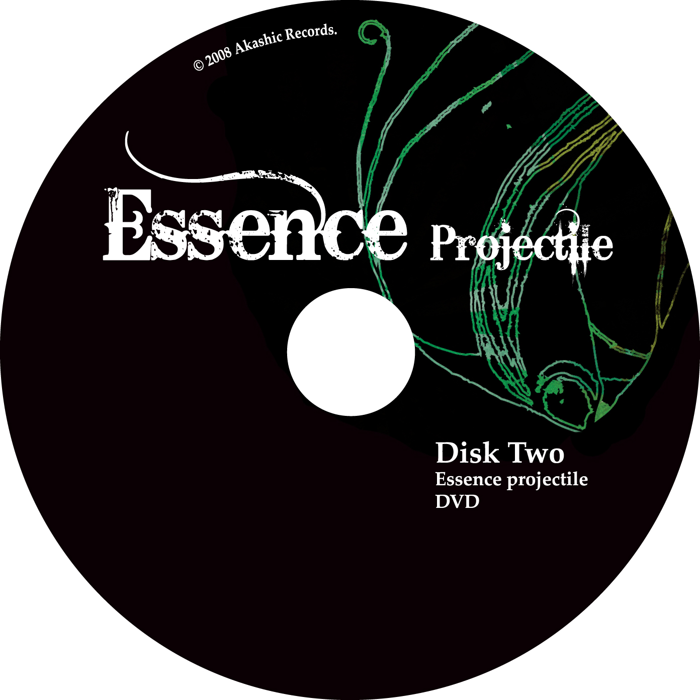 Essence_Projectile_CD-Lable-DVD