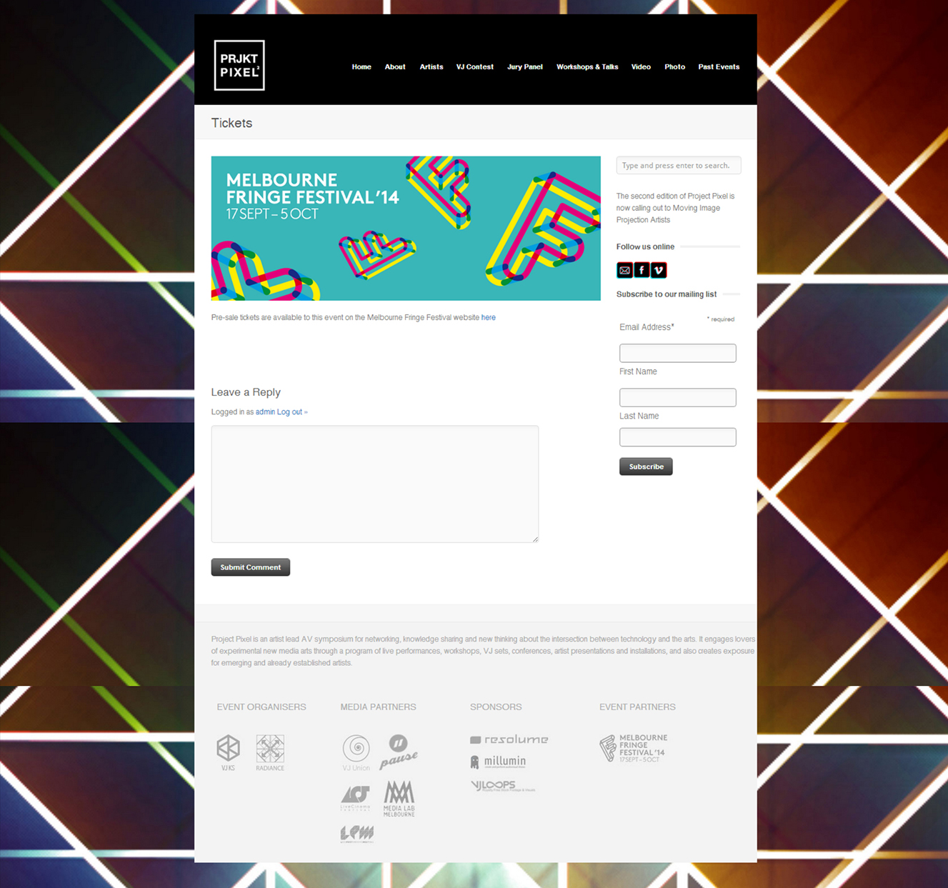 Project_Pixel_1_tickets