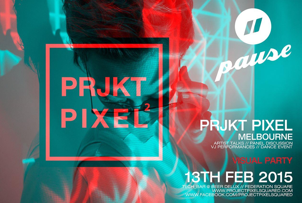Project Pixel III